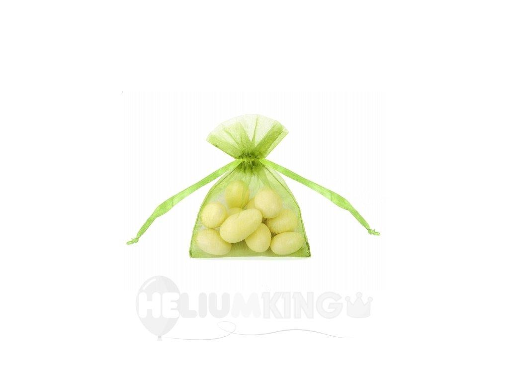 Organzové vrecúško jablkové
