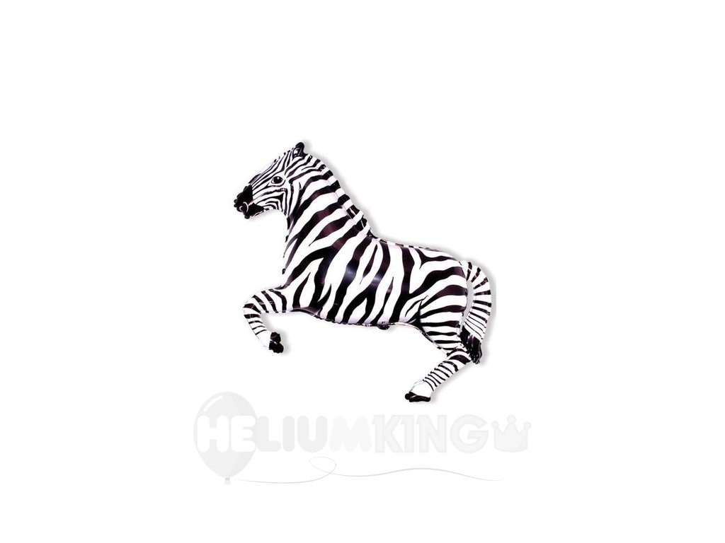 balon zebra cierna 108 cm 982.thumb 440x375