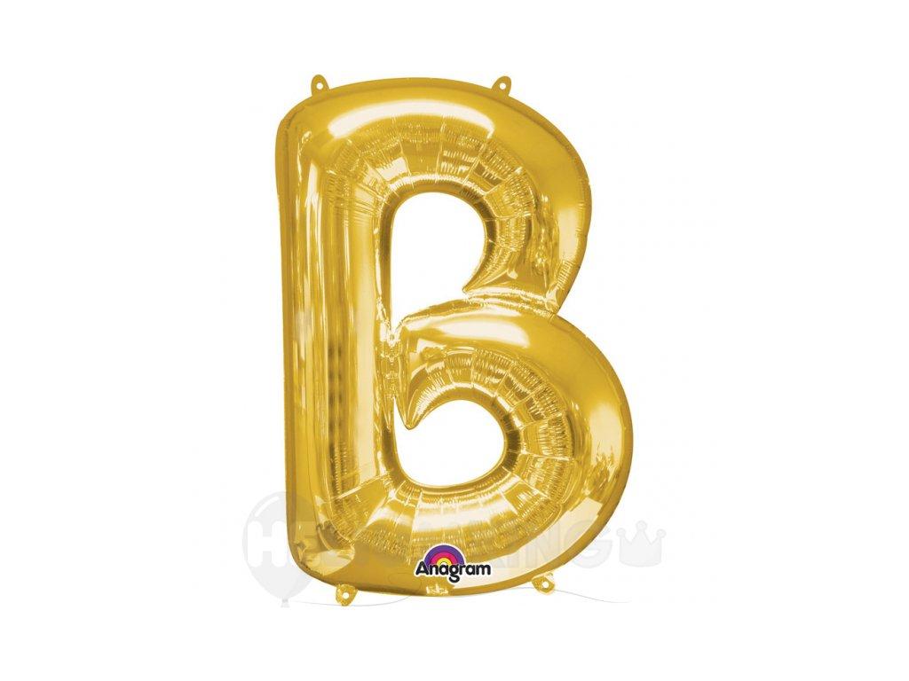 Balon pismeno B
