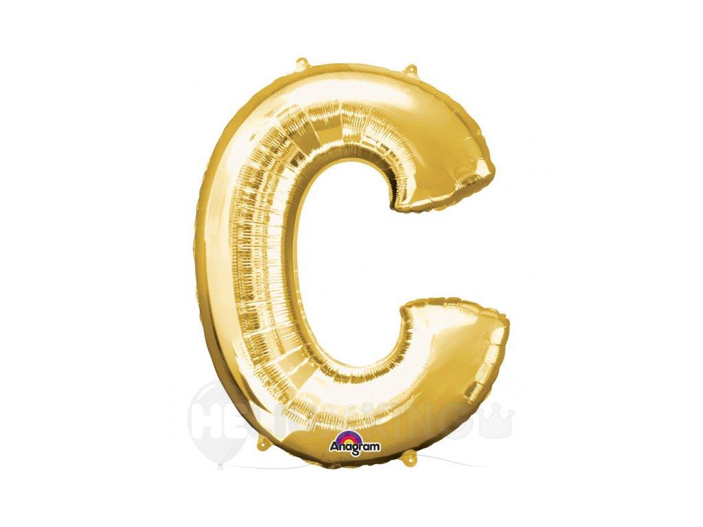 Balon pismeno C