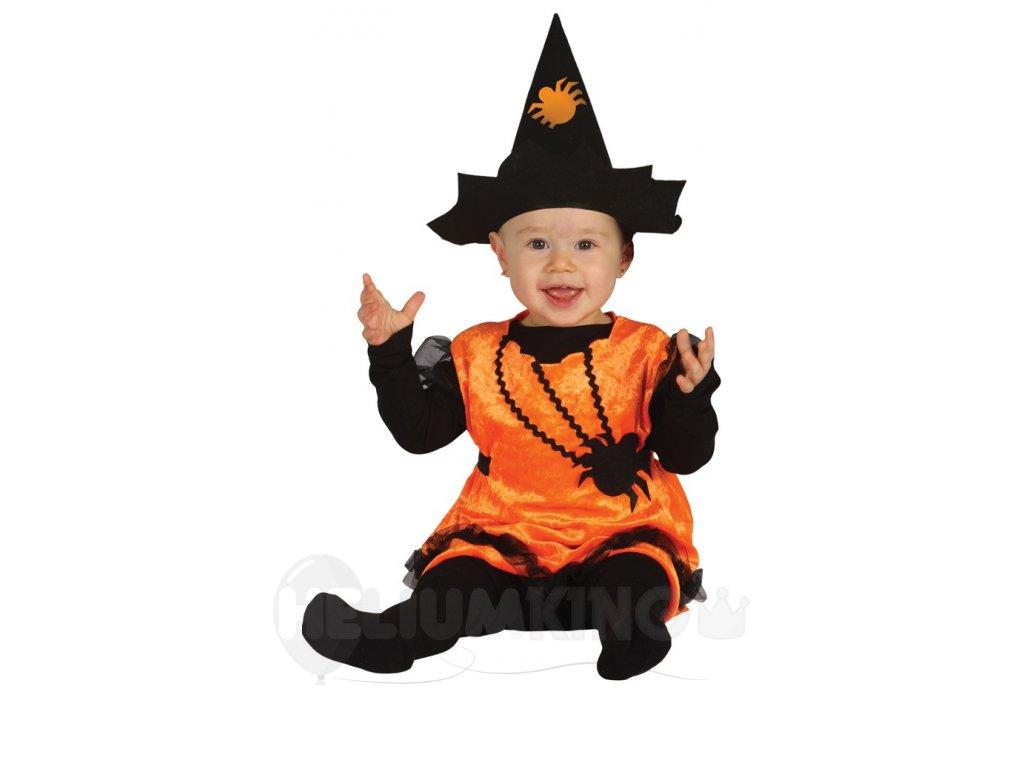 Detský halloweensky kostým (Veľkosť 12 - 24 mesiacov)