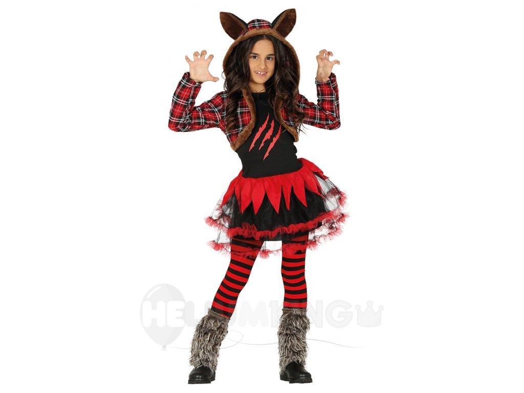 Detský kostým Červený Vlk - HeliumKing.sk 141122fdab0