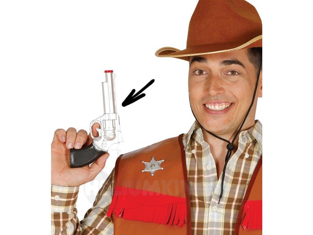 Revolver 23 cm