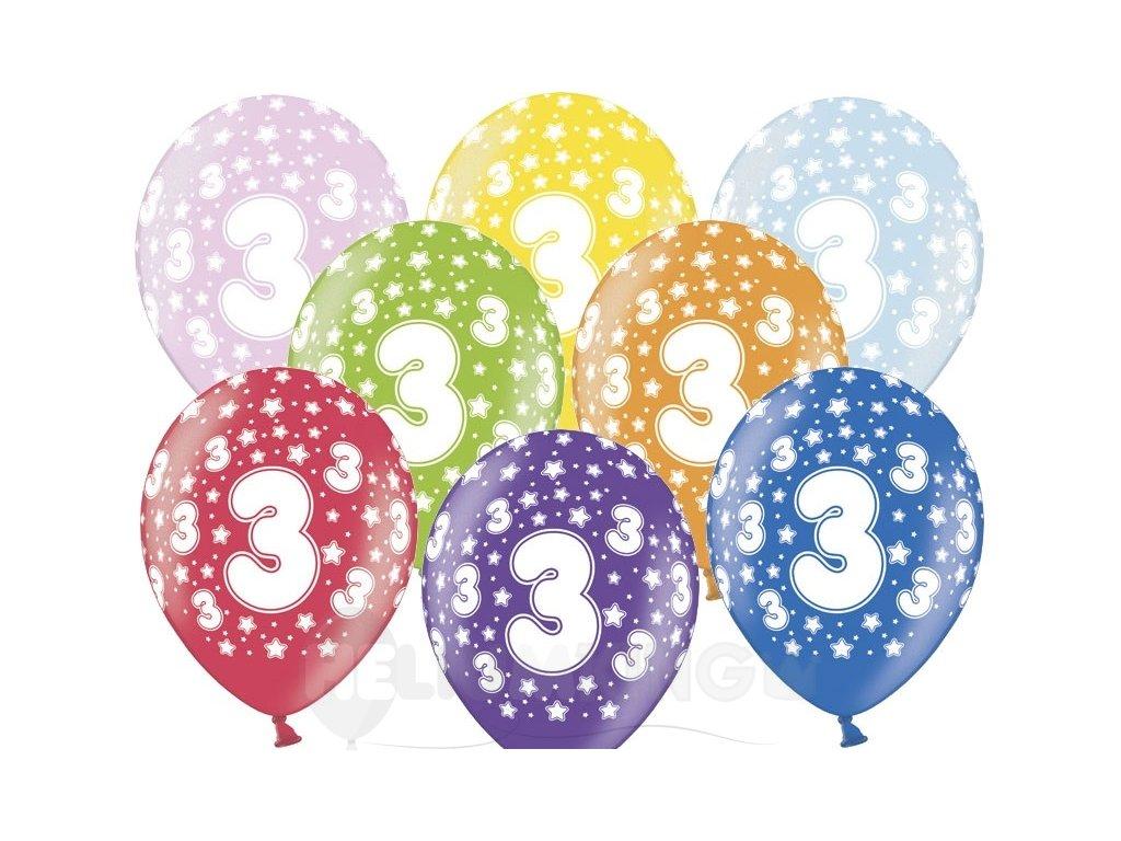 Lacny balon cislo 3