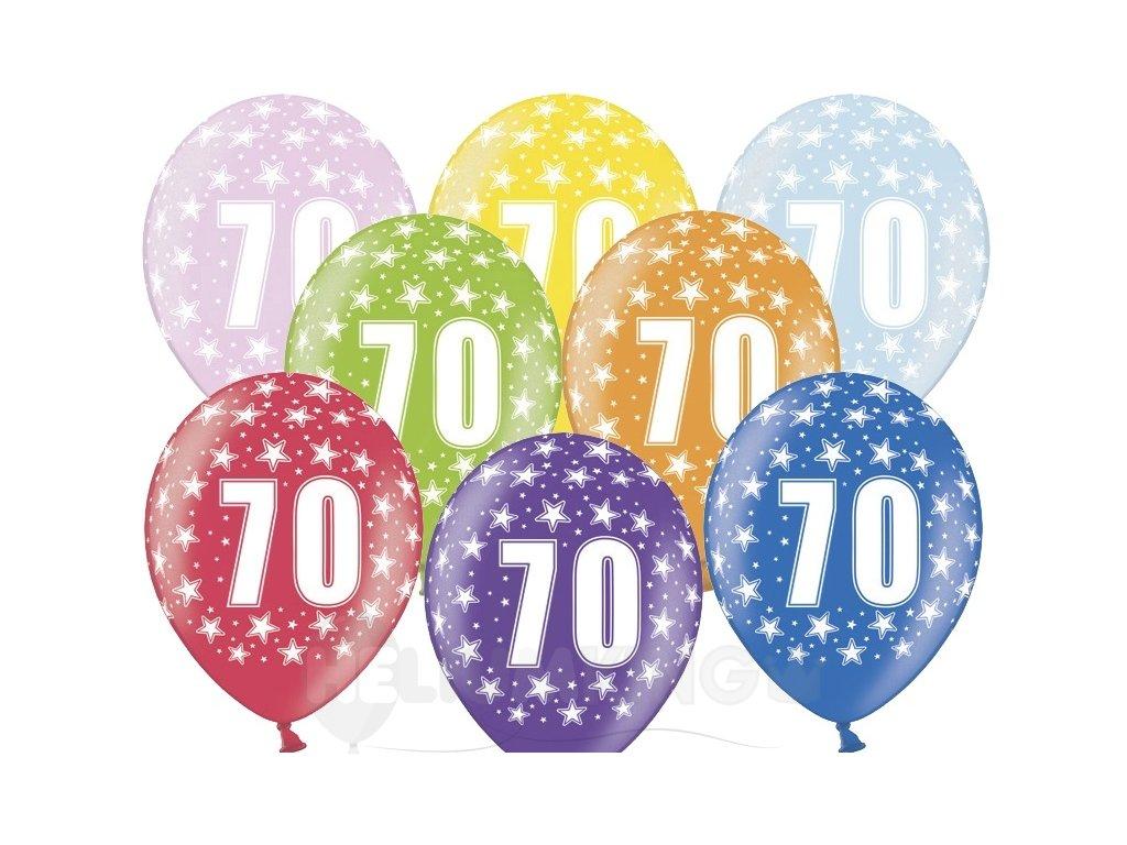 Lacny balon cislo 70