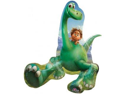 Fóliový balón Dobrý dinosaurus