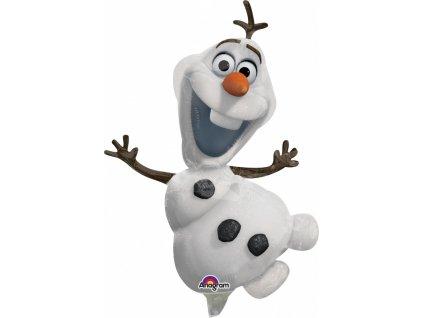 Fóliový balón Olaf