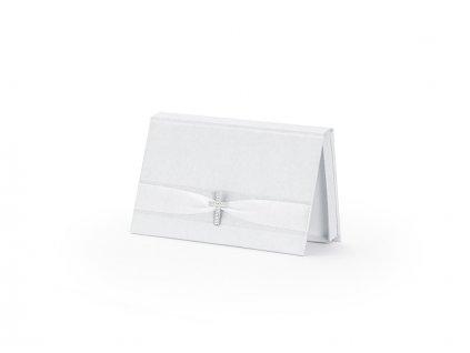 Krabicka na peniaze s krizikom