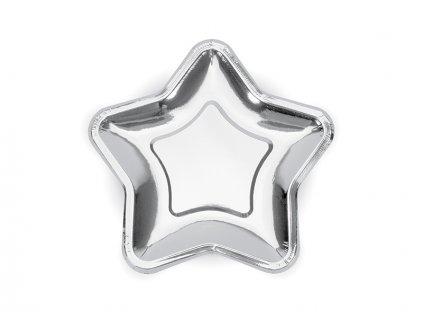 Taniere Hviezda strieborne
