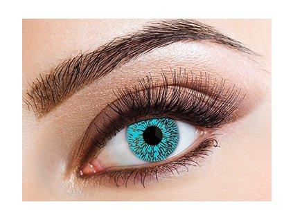 Eyecasions Aqua Contact Lenses