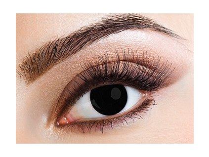 Eyecasions Black Magic Contact Lenses