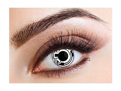 Eyecasions Cyborg Contact Lenses