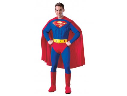 Kostým Superman Deluxe