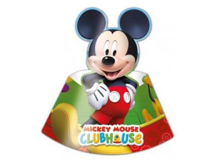 Party klobucik Mickey Mouse