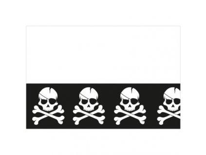 Obrus cierni pirati