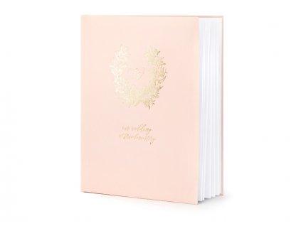 Kniha Hostí Ružovo Zlatá