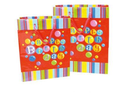 Darčekova taška HB cervena