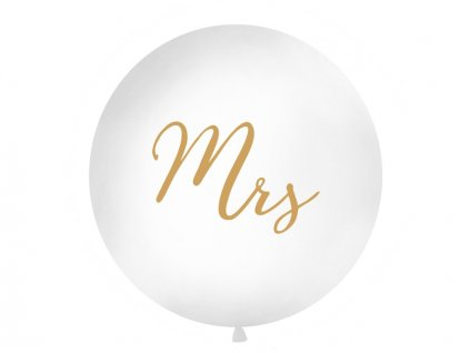 Balon 1 metrovy mrs