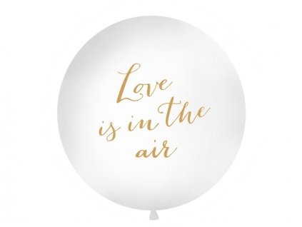 Love is in the air balon