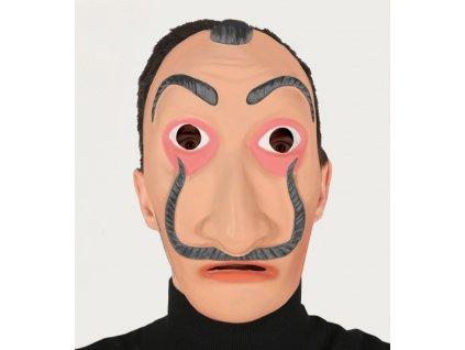 Maska Slavador Dali