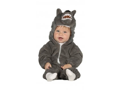 Detský kostým Vlk
