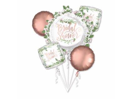 Kytica balónov Bridal shower