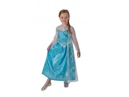 Deluxe Elsa kostým - detský