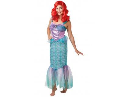 Kostým Ariel - dámsky