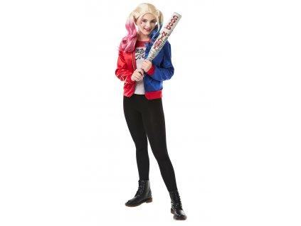 Detská Bunda a tričko Harley Quinn