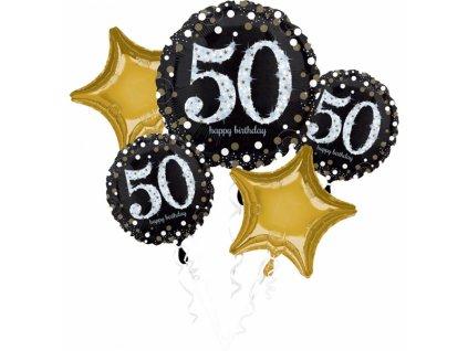 Kytica balónov - 50. narodeniny