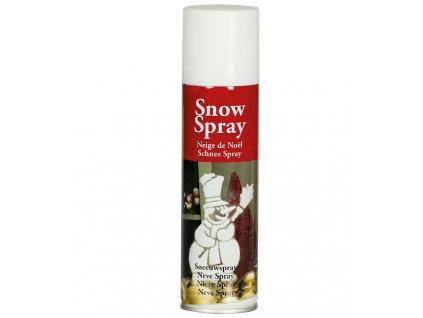 Umelý sneh v spreji