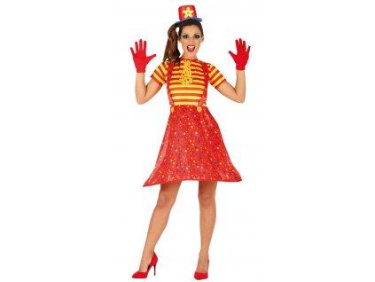 Dámsky kostým - Klaunka