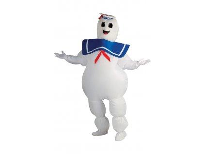 Kostým nafukovací Stay Puft Ghostbusters
