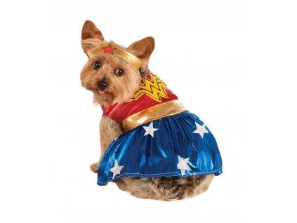 Kostým pre psov - Wonder Woman