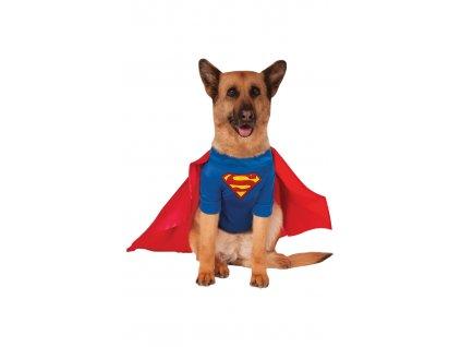 Kostým pre psov - Psí Superman