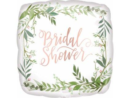 Fóliový balón Bridal shower