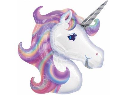 Fóliový balón Unicorn