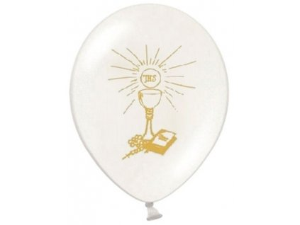 Balóny - Sväté prijímanie