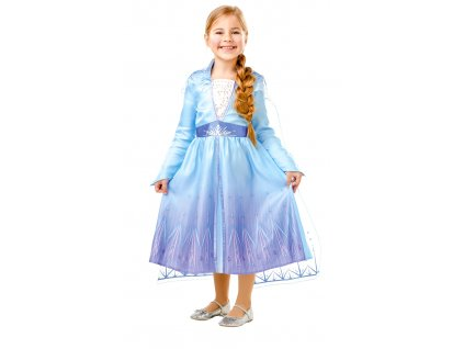 Detský kostým - Elsa (šaty)