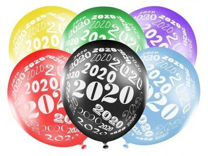 Balón Silvester 2020 (30 cm)