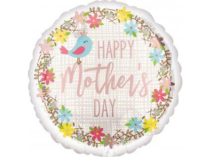 Fóliový Balón - Deň Matiek