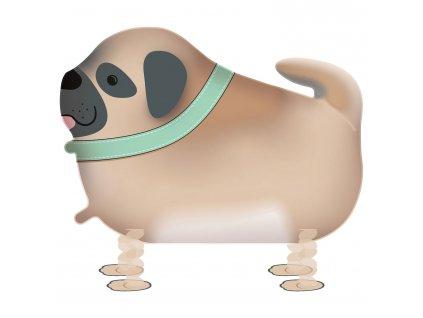 Chodiaci fóliový balón - Pes