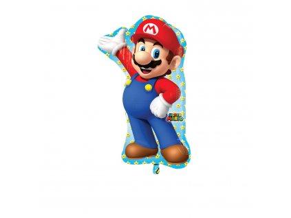 Fóliový balón - Super Mário