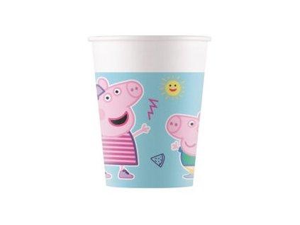 Kvalitné kompostovateľné poháre - Peppa Pig