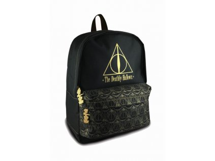 91912 Deathly Hallows Backpack Front Web