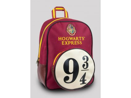 91783 Hogwarts Express 9 and 3 Quarters Backpack Front web