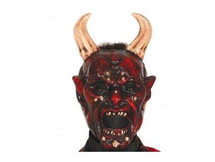 Maska diabol