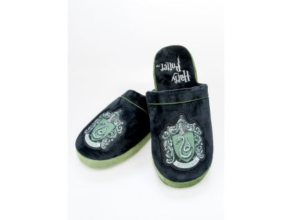 HP Slytherin Slippers