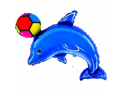 balon delfin s loptou m 420x420