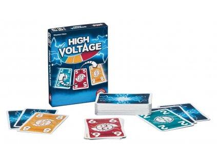 Spoločenská hra - High Voltage
